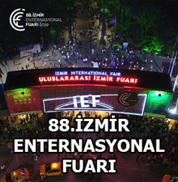 88. İzmir Enternasyonal Fuarı 2019
