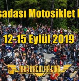 13.Kuşadası Motosiklet Festivali – 12/15 Eylül 2019