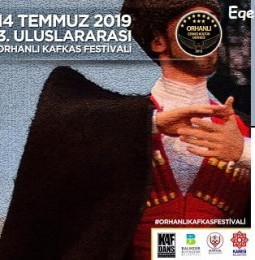 3. Uluslararası Orhanlı Kafkas Festivali 2019