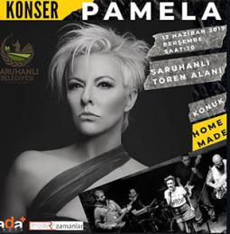 Pamela Saruhanlı Konseri – 13 Haziran 2019