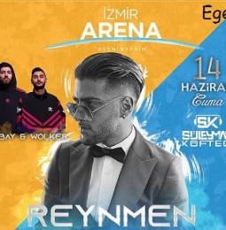 Reynmen ve Canbay&Wolker İzmir Konseri – 14 Haziran 2019 (İptal)