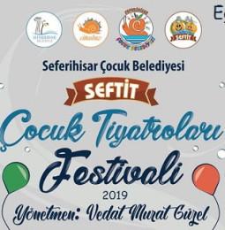 Seferihisar Çocuk Tiyatroları Festivali 2019 – 10/12 Haziran