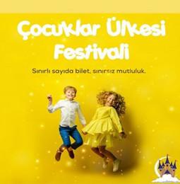 İzmir Çocuklar Ülkesi Festivali 2019
