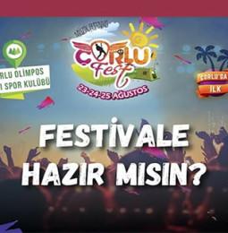 Çorlu Fest | 23 – 24 – 25 Ağustos 2019