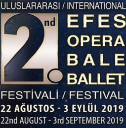 2.Efes Opera ve Bale Festivali 2019