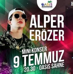 Alper Erözer Bodrum Konseri – 09 Temmuz 2019