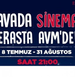 Fethiye Erasta AVM Sinema Günleri 2019
