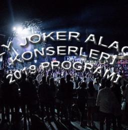 Jolly Joker Alaçatı Konser Programı 2019