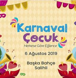 Karnaval Çocuk Salihli – 06 Ağustos 2019