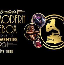 Scott Bradlee's Postmodern Jukebox Türkiye Turnesi 2019