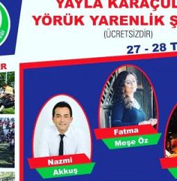 4.Fethiye Karaçulha Yörük Yarenlik Şöleni 2019