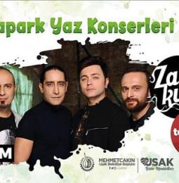 Zakkum Uşak Atapark Yaz Konseri – 30 Temmuz 2019