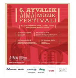 6. AIMA Ayvalık Müzik Festivali 2019