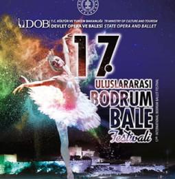 17. Uluslararası Bodrum Bale Festivali 2019