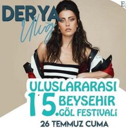Derya Uluğ Beyşehir Halk Konseri – 26 Temmuz 2019