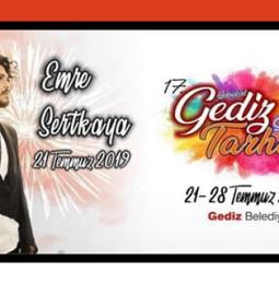 Emre Sertkaya Gediz Konseri – 21 Temmuz 2019