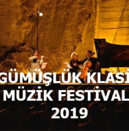 16. Gümüşlük Klasik Müzik Festivali 2019