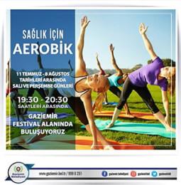 Gaziemir Aerobik Günleri |11 Temmuz – 8 Ağustos 2019