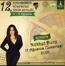 Nükhet Duru Karaburun Konseri – 17 Ağustos 2019