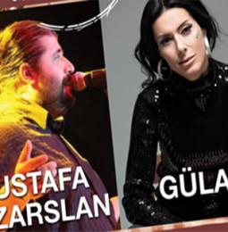 Mustafa Özarslan & Gülay Bornova Konseri – 7 Ağustos 2019