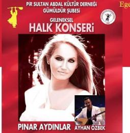 Pir Sultan Abdal Kültür Derneği Gümüldür Halk Konseri – 21 Temmuz 2019