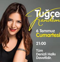 Tuğçe Kandemir Denizli Konseri – 6 Temmuz 2019