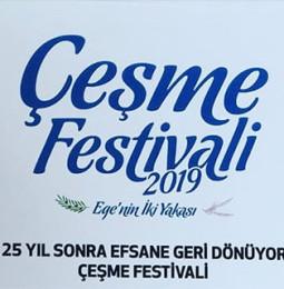 Çeşme Festivali | 18 – 22 Eylül 2019