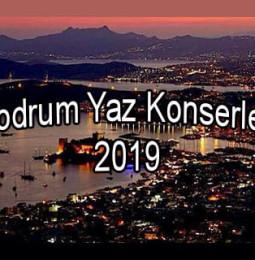 Bodrum Yaz Konserleri 2019