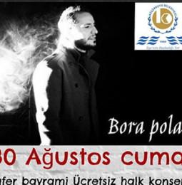 Bora Polat Küçükkuyu Konseri – 30 Ağustos 2019