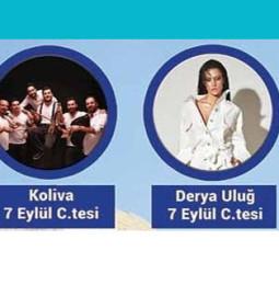 Derya Uluğ ve Koliva Pınarhisar Konseri – 07 Eylül 2019