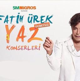 Fatih Ürek Edremit Yaz Konseri – 23 Ağustos 2019