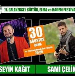Hüseyin Kağıt ve Sami Çelik Gülnar Konseri – 30 Ağustos 2019