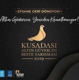 Kuşadası Altın Güvercin Beste Yarışması 2019