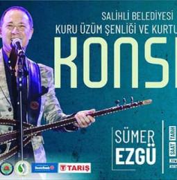 Sümer Ezgü Salihli Konseri – 04 Eylül 2019