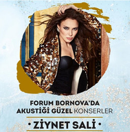 Ziynet Sali Bornova Halk Konseri – 24 Ağustos 2019