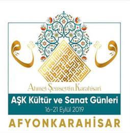 Afyonkarahisar AŞK Kültür ve Sanat Günleri 2019