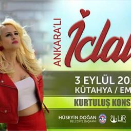 Ankaralı İclal Emet Konseri – 3 Eylül 2019