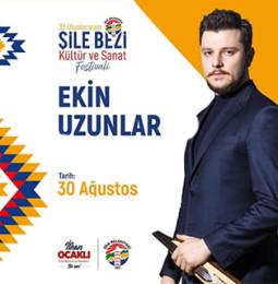 Ekin Uzunlar Şile Konseri – 30 Ağustos 2019