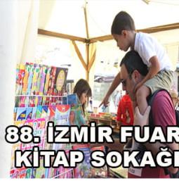 88. İzmir Fuarı Kitap Sokağı 2019