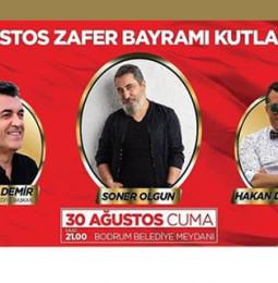 Soner Olgun Bodrum Konseri – 30 Ağustos 2019