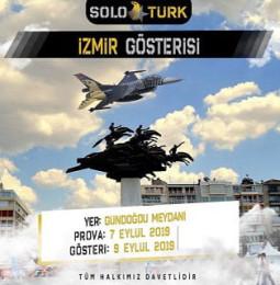 İzmir Solo Türk Gösterisi – 9 Eylül 2019