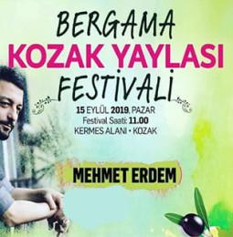 Bergama Kozak Yaylası Festivali 2019