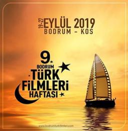 9. Bodrum Türk Filmleri Haftası 2019