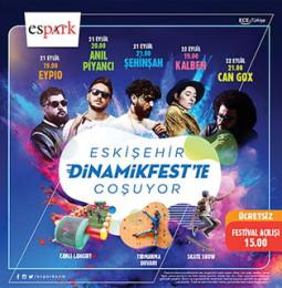 Kalben ve Can Gox Espark Konseri – 22 Eylül 2019