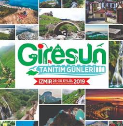 2. İzmir Giresun Tanıtım Günleri 2019