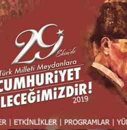 29 Ekim Cumhuriyet Bayramı Konserleri 2019