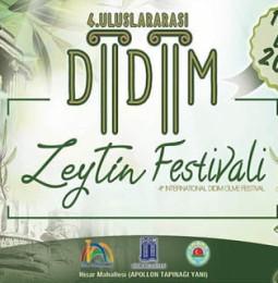4. Uluslararası Didim Zeytin Festivali 2019