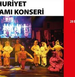 İzmir Devlet Türk Dünyası Cumhuriyet Bayramı Konseri – 28 Ekim 2019