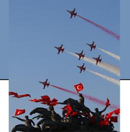 Türk Yıldızları Fethiye Gösterisi – 20 Ekim 2019