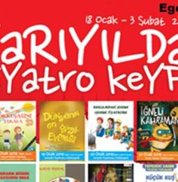 İzmir Yarıyılda Tiyatro Keyfi 2019